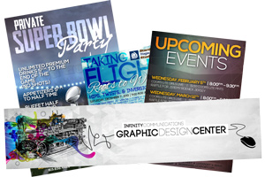 Flyers - Professional Printing Company